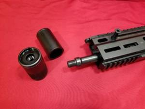 STRIBOG Faux Suppressor